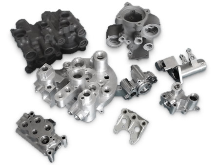Manifolds and Valve Bodies manufactured from Aluminium, Steel and Titanium